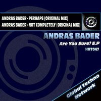 Are You Sure EP — Andras Bader