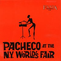 Pacheco at the New York World Fair — Johnny Pacheco