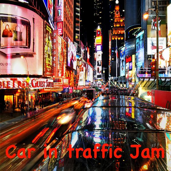 traffic jam composition