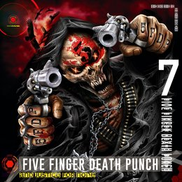 And Justice for None — Five Finger Death Punch