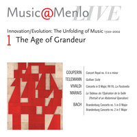 Music@Menlo Live '03: Innovation / Evolution: The Unfolding of Music 1720 - 2002, Vol. 1 — Kenneth Cooper