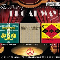 The Best of Broadway, Vol. 3 (3-Pak Slipcover) — сборник