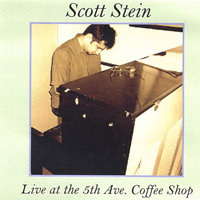 Live at the 5th Ave. Coffee Shop — Scott Stein