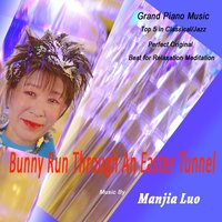Bunny Run Through an Easter Tunnel — Manjia Luo