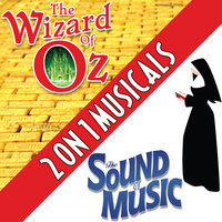 Two On One Musicals - the Wizard of Oz and the Sound of Music — сборник