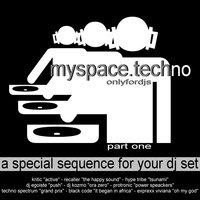Myspace Techno (Part One) — сборник