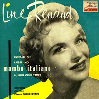 Vintage French Song No. 105 - EP: Mambo Italiano — Line Renaud