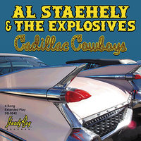 Cadillac Cowboys - EP — Freddie Steady Krc, Al Staehely & The Explosives, Al Staehely, Shawn Sahm, Mark Younger-Smith, Cam King
