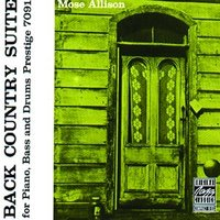 Back Country Suite — Mose Allison