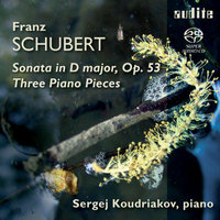 Franz Schubert: Piano Sonata D 850 & Three Piano Pieces D 946 — Sergej Koudriakov, Франц Шуберт
