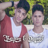 Jharpion and Dayonell — Jharpion & Dayonell