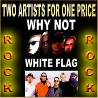 Two Artists For One Price — Why Not, White Flag