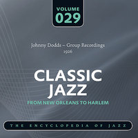Johnny Dodds – Group Recordings 1926 — Johnny Dodds