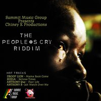 Peoples Cry Riddim — Ginjah