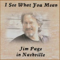 I See What You Mean - In Nashville — Jim Page