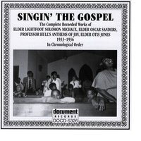 Singing The Gospel 1933-1936 — сборник