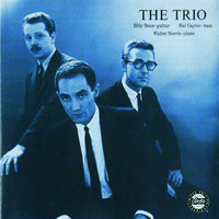 The Trio — Walter Norris, Billy Bean, Hal Gaylor