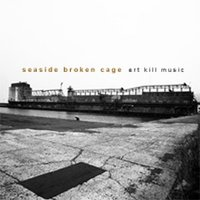 seaside broken cage — art kill music