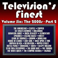 Television's Finest: Vol. Six - The 2000s Pt. 2 — Dominik Hauser