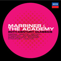 Marriner & The Academy - 20th Century Classics — Sir Neville Marriner, Academy of St. Martin in the Fields