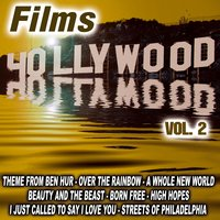 Hollywood Film Vol.2 — The Hollywood Rhythms Orchestra