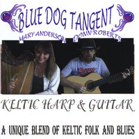 Blue Dog Tangent — Mary Anderson and Donn Roberts