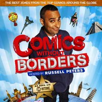 Russell Peters Hosts: Comics Without Borders — сборник