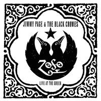 Live at the Greek — Jimmy Page, The Black Crowes, Jimmy Page & The Black Crowes