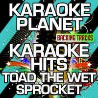 Karaoke Hits Toad The Wet Sprocket — A-Type Player