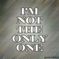 Im Not The Only One — Gavin Mikhail