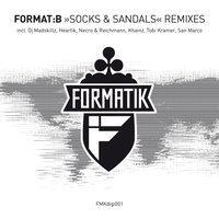 Restless Remixes Session Socks & Sandals — Format:B