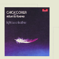 Light As A Feather — Chick Corea, Return To Forever