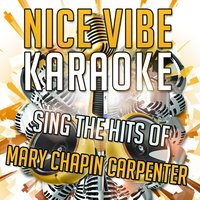 Sing the Hits of Mary Chapin Carpenter — Nice Vibe