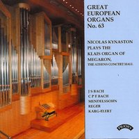 Great European Organs No. 63: The Athens Concert Hall — Nicolas Kynaston