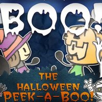 Halloween Peek-a-Boo! — Elf Learning