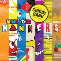 Mind Your Manners (feat. Icona Pop) — Chiddy Bang