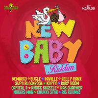 New Baby Riddim — Delly Ranx