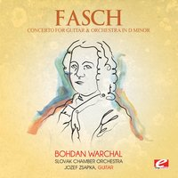 Fasch: Concerto for Guitar and Orchestra in D Minor, Fwv L:d 1 — Иоганн Фридрих Фаш