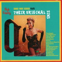 Scooch Pooch Records Plays: Their Original Sins — Various Artists - Scooch Pooch