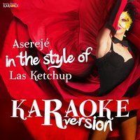 Aserejé (In the Style of Las Ketchup) - Single — Ameritz Spanish Karaoke
