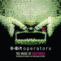 8-Bit Operators: The Music Of Kraftwerk Performed On 8-Bit Video Game Systems — сборник