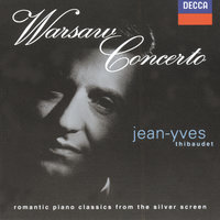 Warsaw Concerto - romantic piano classics from the silver screen — Jean-Yves Thibaudet, Владимир Ашкенази, Cleveland Orchestra, BBC Symphony Orchestra, Hugh Wolff
