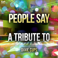 People Say: A Tribute to Dixie Cups — Ameritz Top Tributes