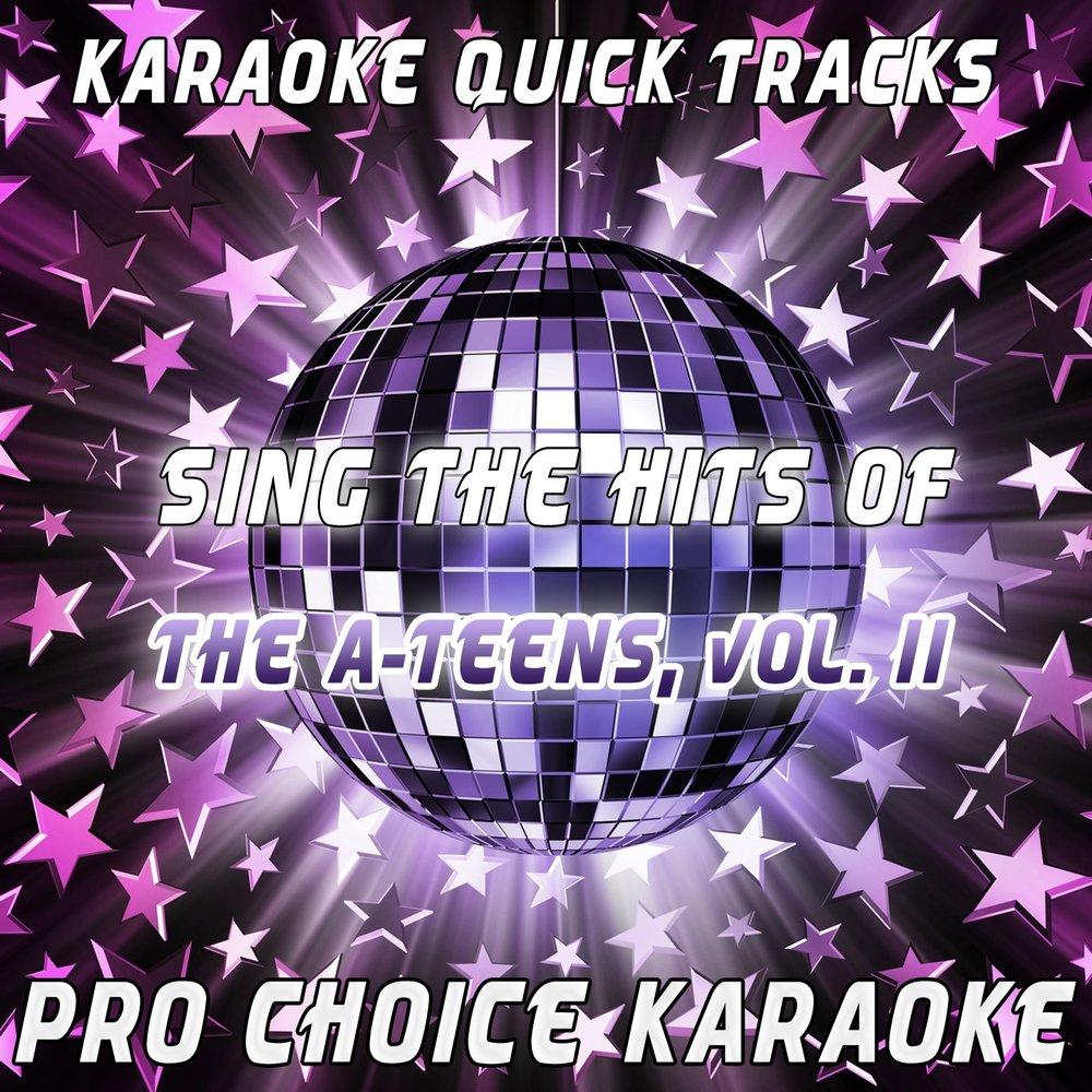 Karaoke Version A Teens 42