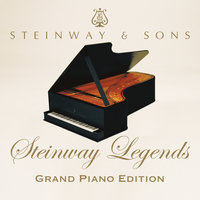 Steinway Legends - Piano Edition — Alfred Brendel, Claudio Arrau, Vladimir Horowitz, Владимир Ашкенази, Вильгельм Кемпф, Martha Argerich