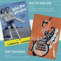 Wish You Were Here / Paint Your Wagon — David Hughes, Sally Ann Howes & The Original London Cast