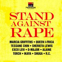 Stand Against Rape — Marcia Griffiths