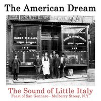 The American Dream: The Sound of Little Italy — сборник