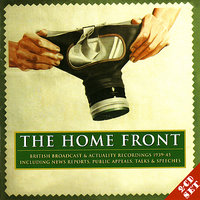The Home Front: Archive Broadcast Recordings 1939-45 — сборник