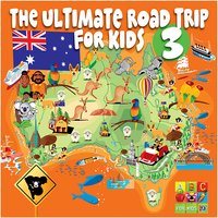 The Ultimate Road Trip for Kids Volume 3 — сборник